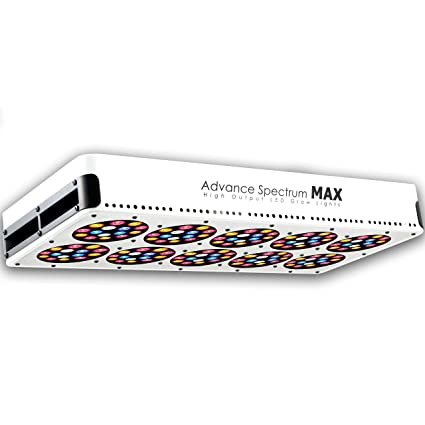 amazon com s450 advance spectrum max led grow light panel plant