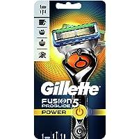 Gillette Fusion ProGlide Power men's razor with Flexball Handle Technology, 1 count