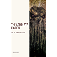 H.P. Lovecraft: The Complete Fiction book cover