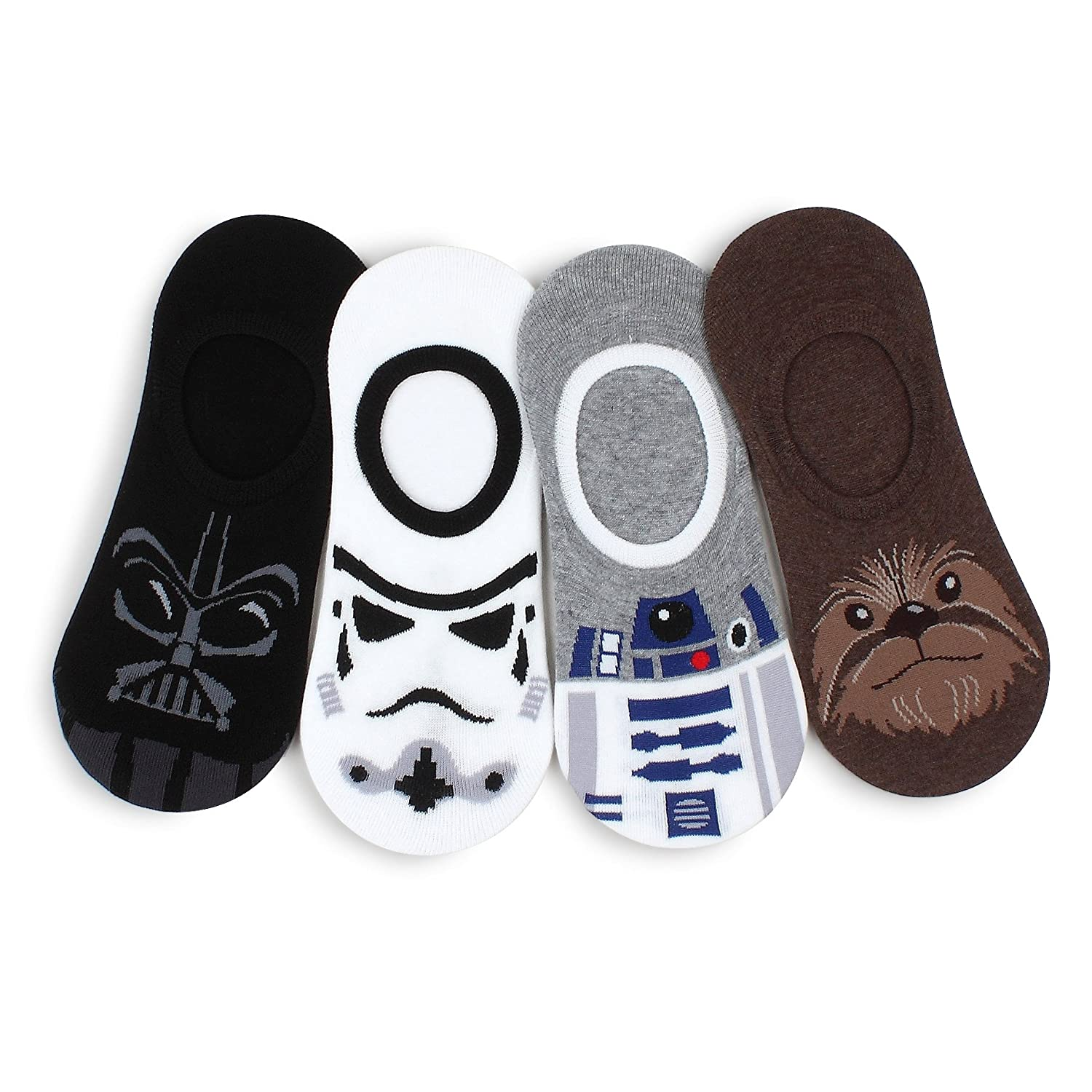 Star Wars Official Socks Collection with INTYPE Pouch