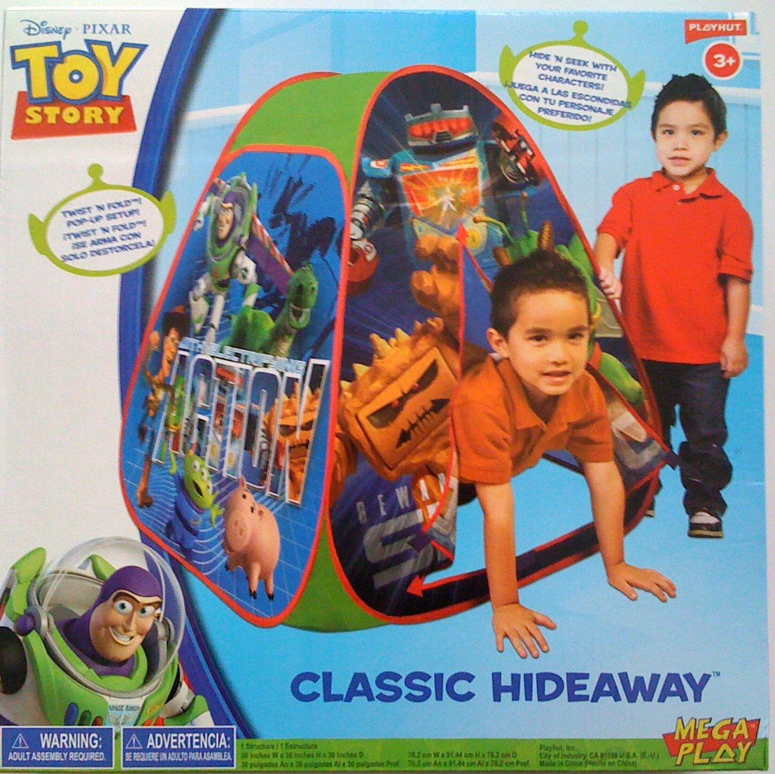 sc 1 st  Amazon.com : buzz lightyear play tent - memphite.com