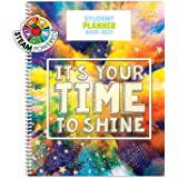 """Dated Primary Student Planner for 2020-21 Academic Year, School Mate Brand, 8.5""""x11"""", Daily Writing Area"""