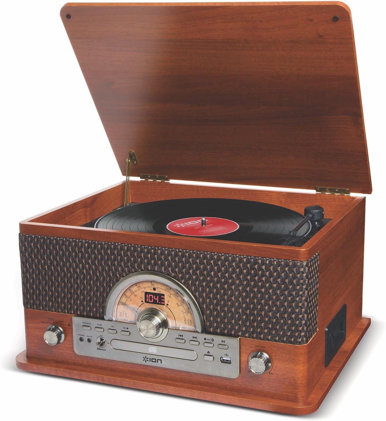 ION Superior LP - Tocadiscos: Amazon.es: Electrónica