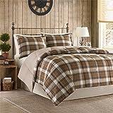 Woolrich Lumberjack Down Alternative Comforter Mini Set, Full/ Queen, Multi