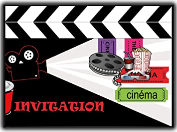 fete anniversaire cinema gosupsneek. Black Bedroom Furniture Sets. Home Design Ideas