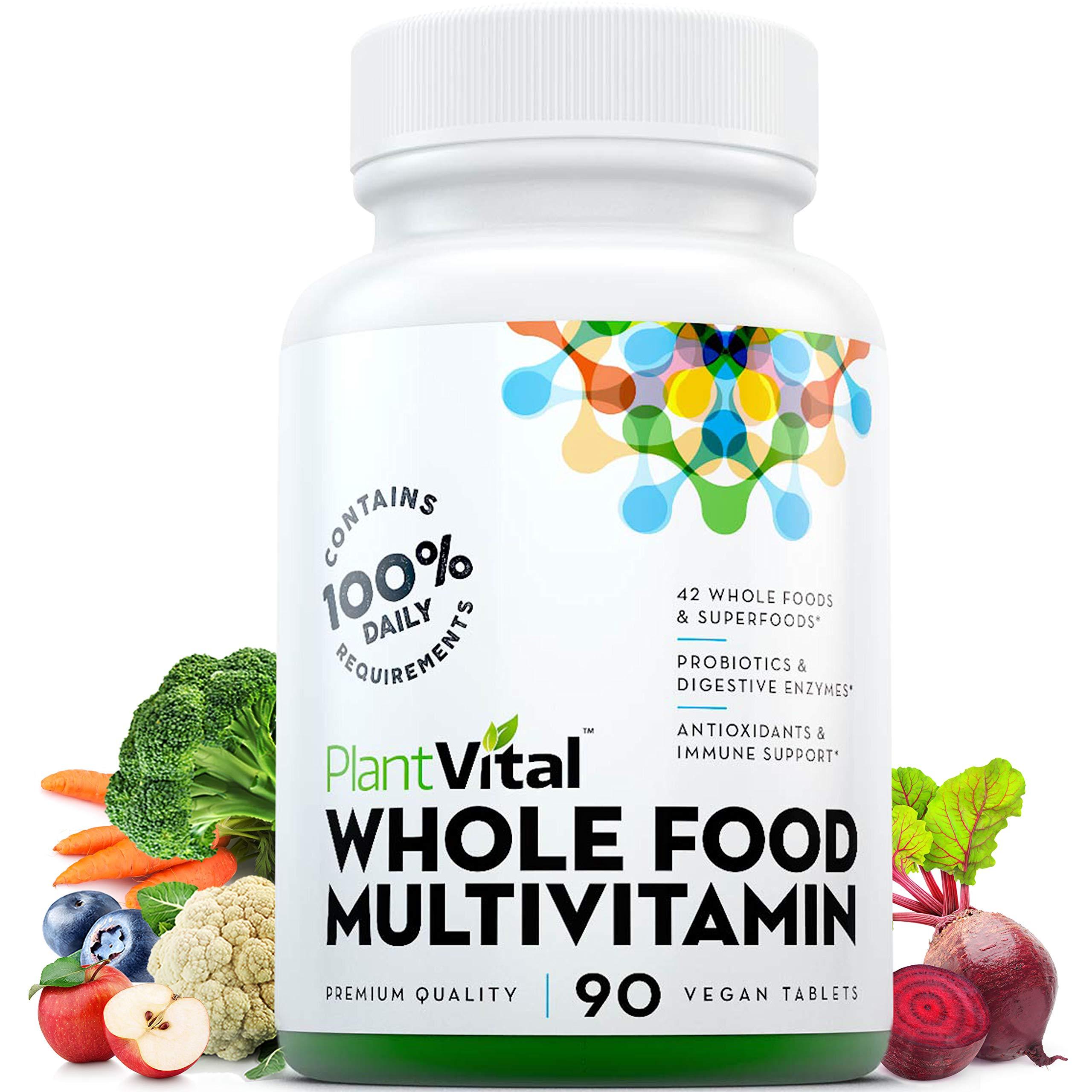 New! Whole Food MULTIVITAMIN