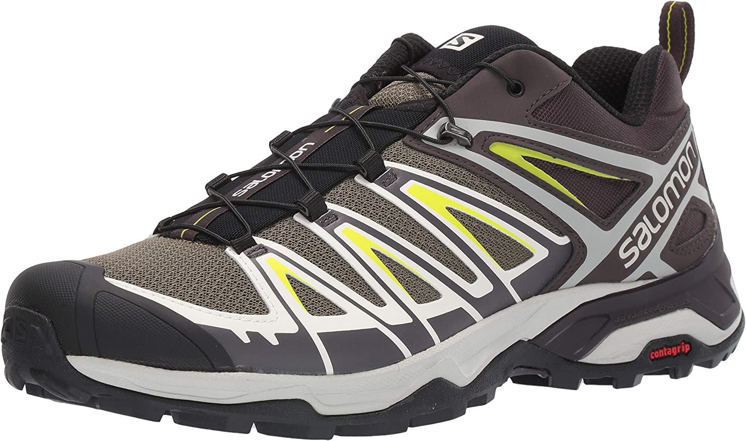 sports shoes new arrival brand new Amazon.com | Salomon X Ultra 3 Men's Hiking Shoes | Hiking Shoes