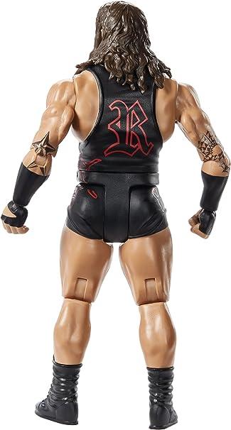 John Cena Camiseta sin mangas Figuras De Lucha Mattel Accesorios para WWE DM2