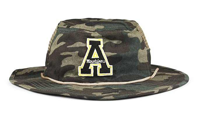5a33a083 Cowbucker Collegiate Boonie Hat   Officially NCAA Licensed