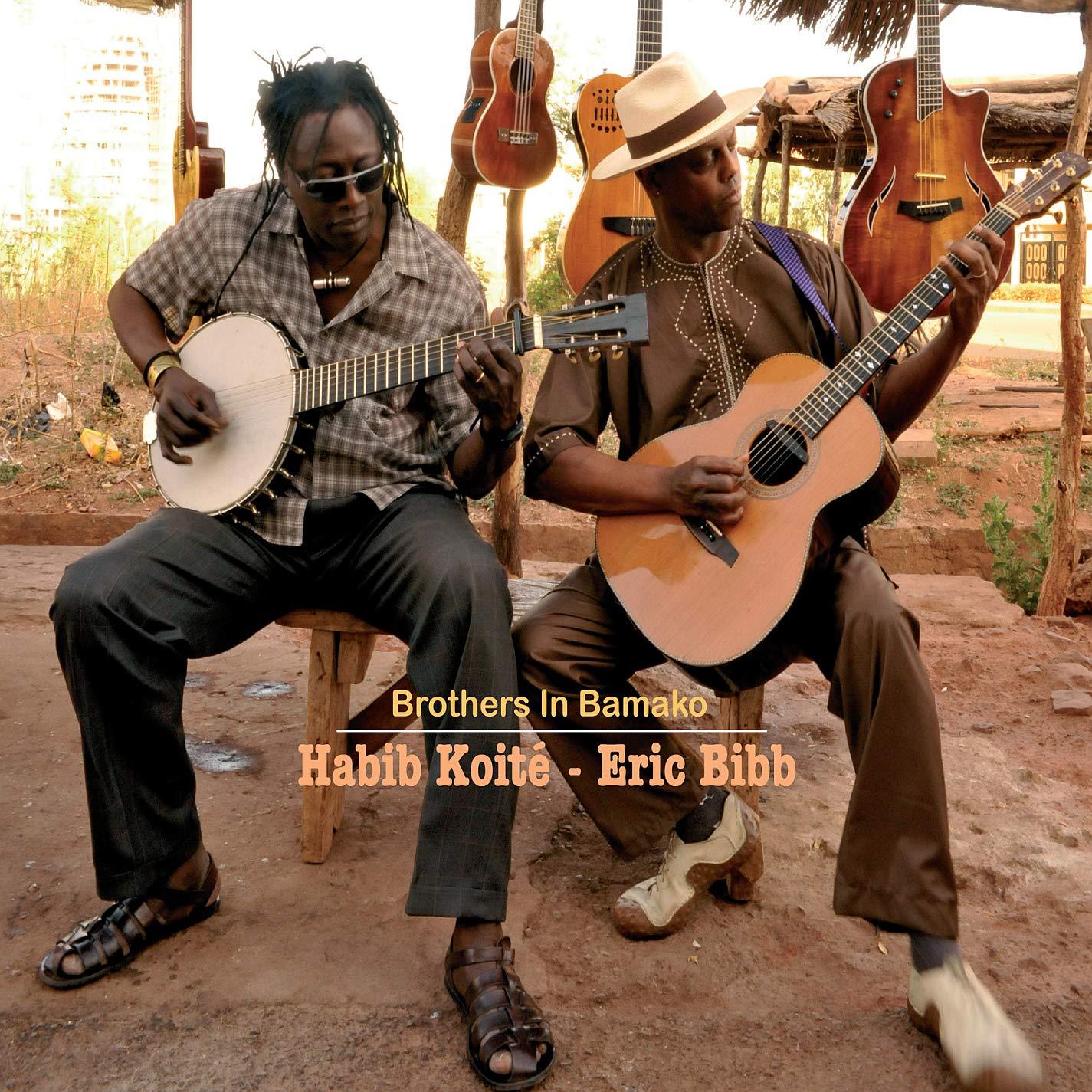 Bibb Eric Koite Habib Brothers In Bamako Music