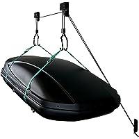 Cargo Box techo polea montacargas | HI-LIFT garaje
