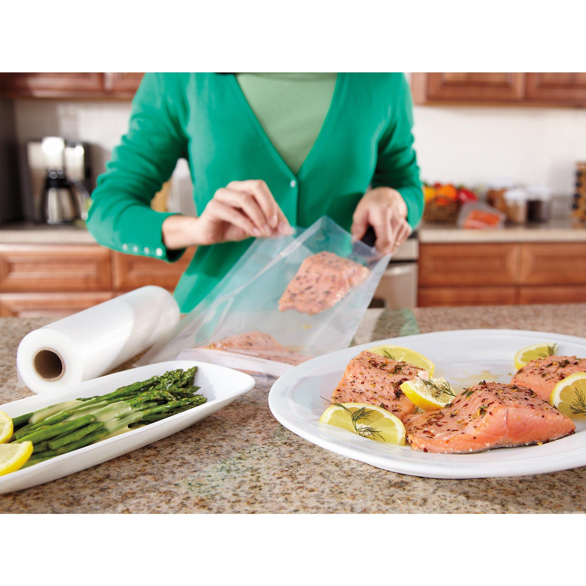 FoodSaver Heat-Seal Rolls, 5-Pack by FoodSaver (Image #3)