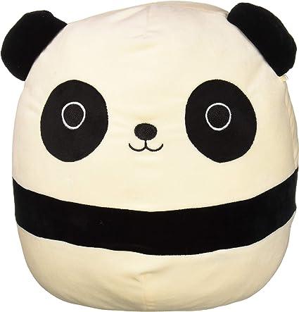 "Squishmallow Kellytoy 5/""Stanley The Panda Super Soft Plush Toy Pillow Pet Anim"