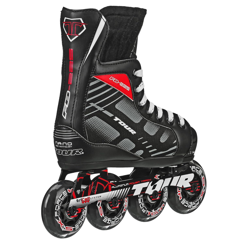 Tour Hockey 38TY-S FB-225 Adjustable Inline Hockey Skate