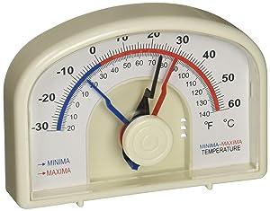 H-B DURAC Bi-Metallic Min/Max Thermometer; -30 to 60C (-20 to 140F) (B61301-0300)