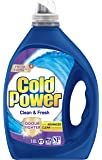 Cold Power Advanced Clean, Clean and Fresh Liquid Laundry Detergent, 1.8 Litres, 36 Washloads