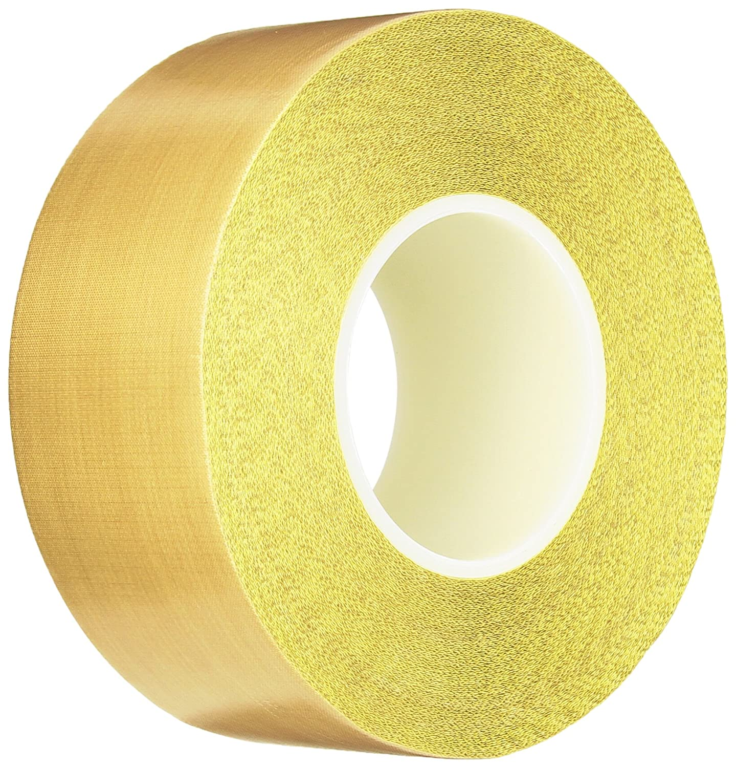 Teflon 21-3S Teflon Coated Tape, Silicone Adhesive, 2.5' x 36 Yards 2.5 x 36 Yards CS Hyde Company Inc 21-3S-2.5-36