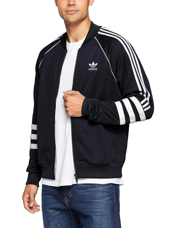 290750474b0a9 adidas Men's Authentic Track Jacket: Amazon.co.uk: Clothing