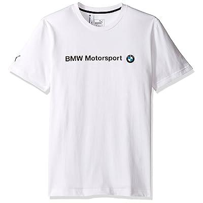 PUMA Men's Bmw Motorsport Logo T-Shirt
