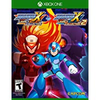 Mega Man X: Legacy Collection 1 + 2 for Xbox One - Collector's Edition