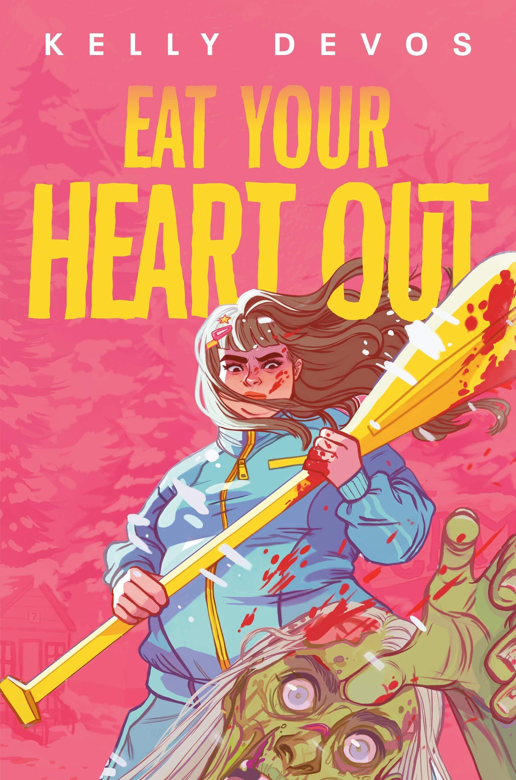 Amazon.com: Eat Your Heart Out (9780593204825): deVos, Kelly: Books