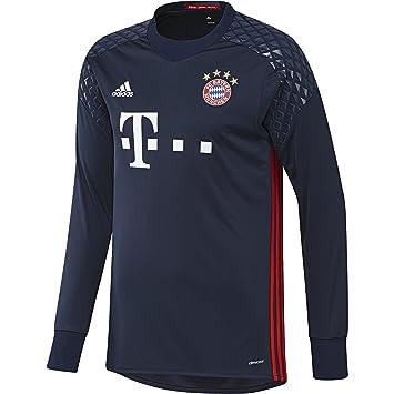 Adidas FCB H Gk JSY Camiseta 1º Equipación del Bayern FC, Hombre: Amazon.es: Deportes y aire libre