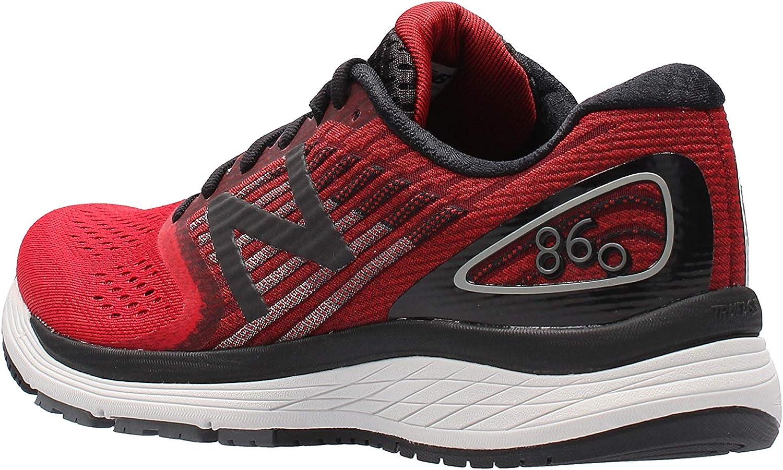 New Balance 860v9 Red Sneaker for Men