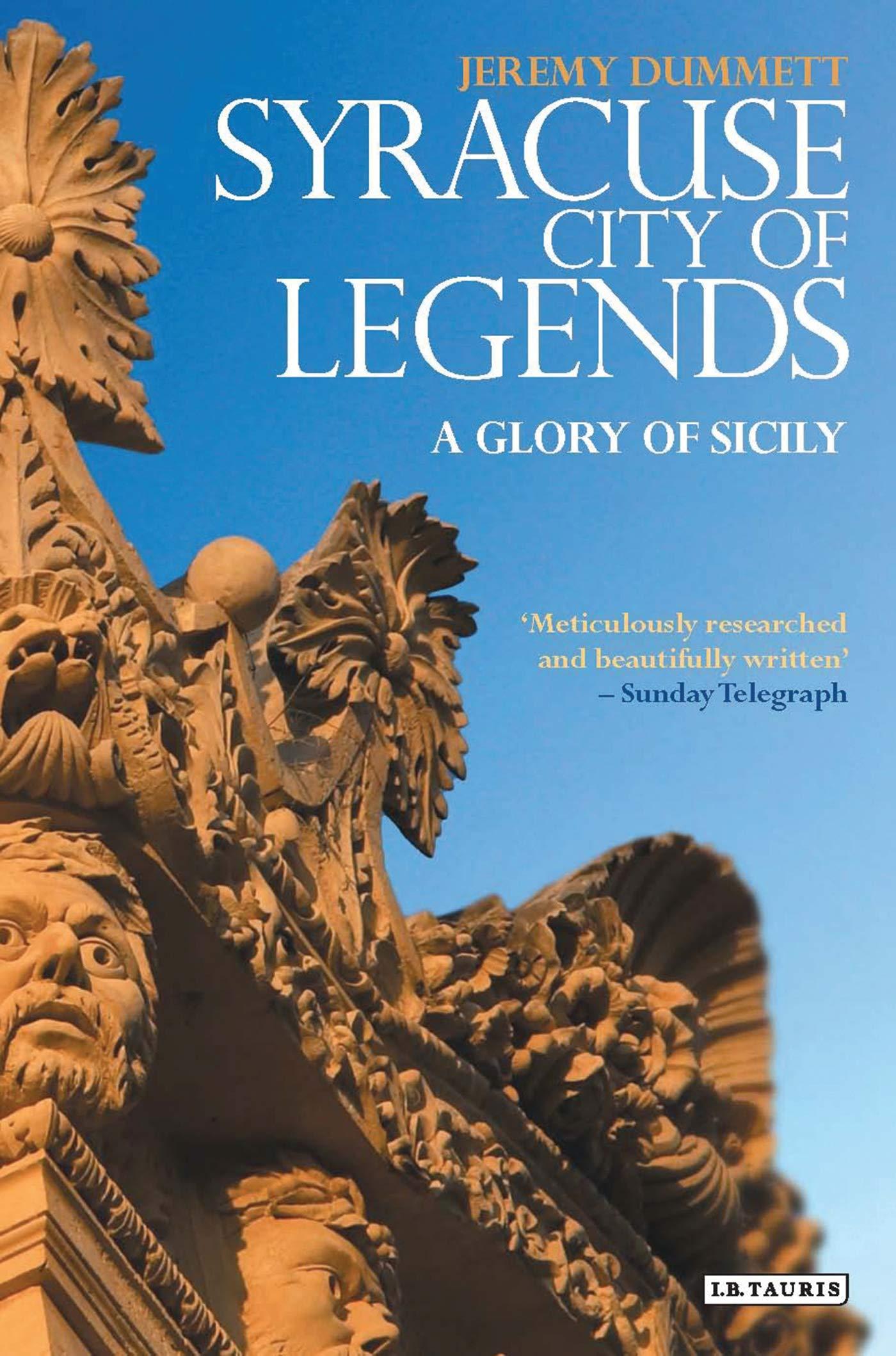 Syracuse City Of Legends Amazon Co Uk Jeremy Dummett