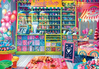product image for Buffalo Games - Sweet Treats - 500 Piece Jigsaw Puzzle with Hidden Images