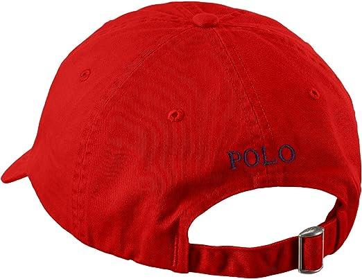 Polo Ralph Lauren Classic Sport Cap W/PP Gorra de béisbol para ...