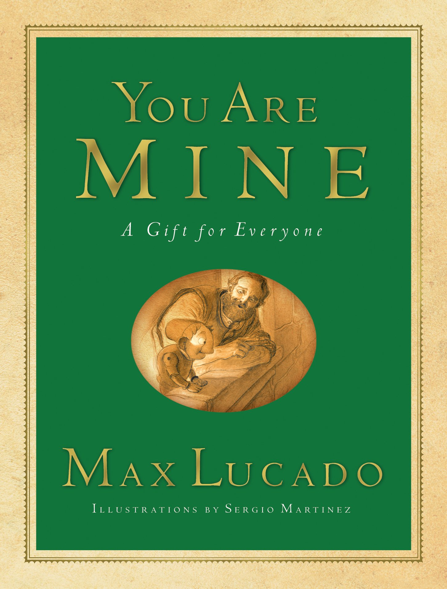 Read Online You Are Mine (Gift Edition): A Gift for Everyone (Max Lucado's Wemmicks) pdf