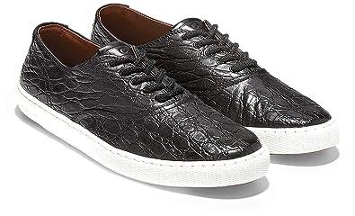 2650668fcb7f Cole Haan Men s Grandpro Deck Sneaker 8 Black Leather