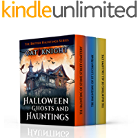 Halloween Ghosts And Hauntings book cover