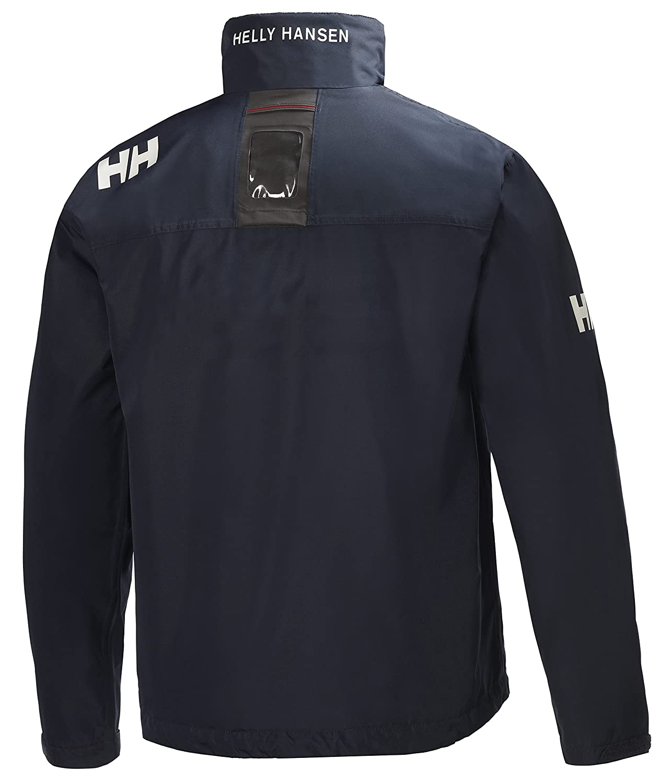 Helly Hansen Crew Midlayer Jacket Navy