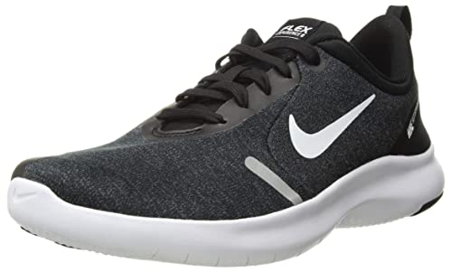 e06c544fb42a2 Nike Men's's Flex Experience RN 8 Running Shoes Mehrfarbig (Black/White-Cool  Grey