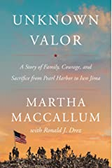 Unknown Valor A Story Of Family Hardcover