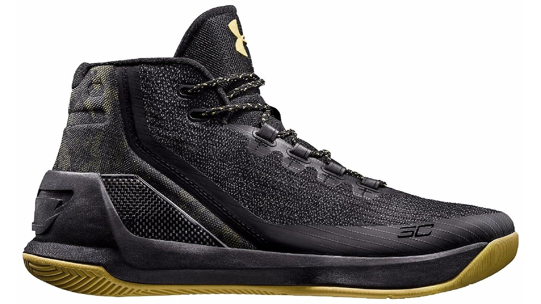 ac3a4f4258 Amazon.com | Men's Under Armour UA Curry 3 Black Camo Taxi 1269279 007 US  11.5 | Basketball