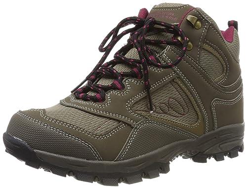 5e4a526024e Mountain Warehouse Boots Femmes McLeod - Chaussures Montantes Respirantes