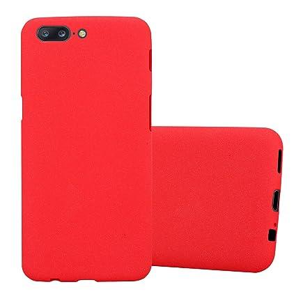 Amazon.com: Cadorabo - Carcasa de silicona para OnePlus 5 ...