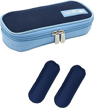 DCCN Nevera Insulina Bolsa Diabetico Bolsa Isotermica Insulina Bolsa diabético isotérmica para Mantener insulina: Amazon.es: Salud y cuidado personal