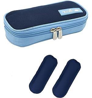 DCCN Bolsa Diabetico Bolsa Isotermica Insulina Nevera Insulina Bolsa diabético isotérmica para mantener insulina Portable Insulin