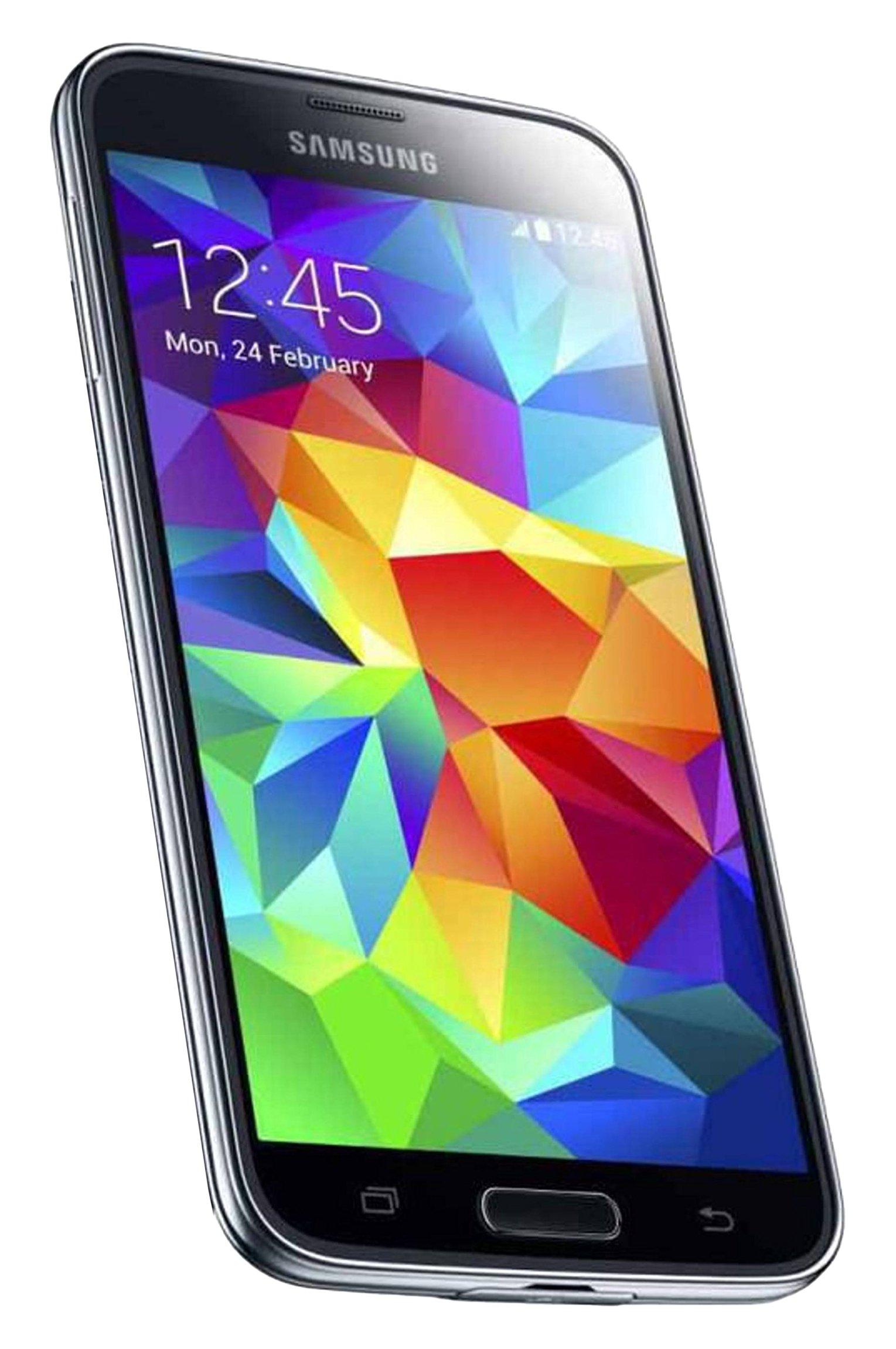 Samsung SM-G900V - Galaxy S5 - 16GB Android Smartphone Verizon  - Black (Certified Refurbished) by Samsung (Image #1)