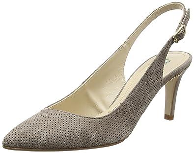 Womens P3091 Closed Toe Heels Paco Gil aUffF