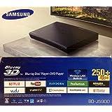 Samsung J5900RF Wi-Fi Multi System Region Free Blu-Ray Disc DVD Player