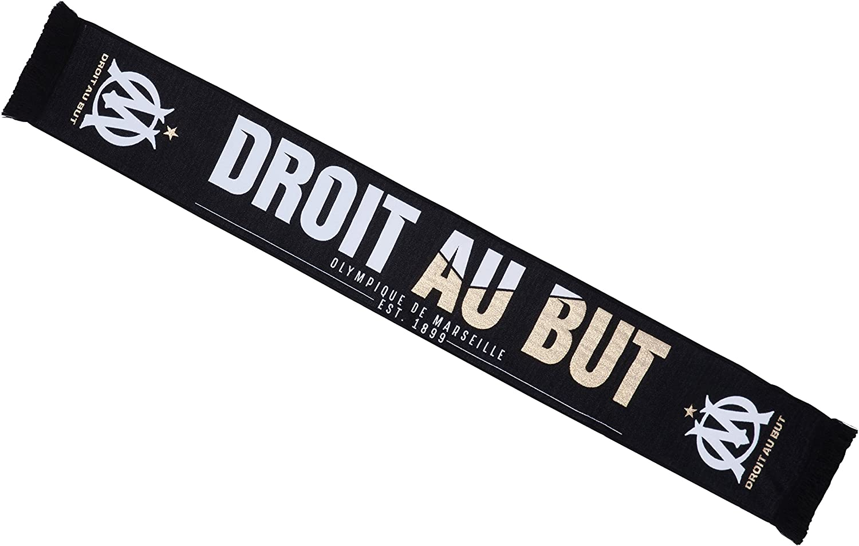 Olympique de Marseille Schal offizielle Kollektion Einheitsgr/ö/ße