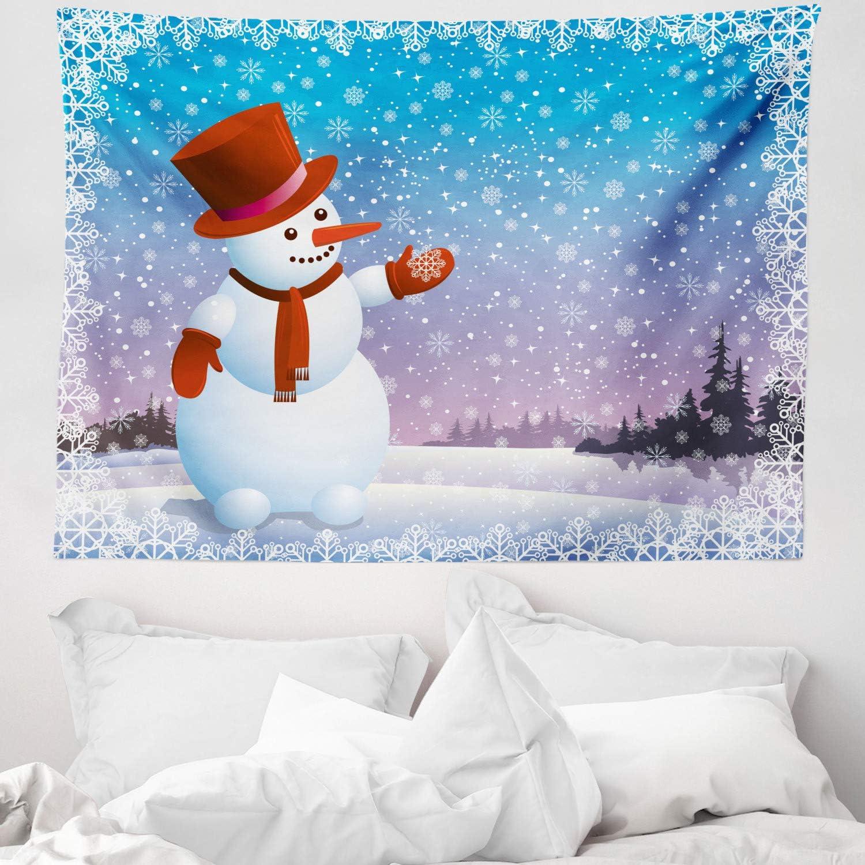 Multicolor Lavable Colores No Desti/ñen Dibujos Animados de la Torre de Londres ABAKUHAUS Vistoso Tapiz de Pared y Cubrecama Suave 150 x 110 cm