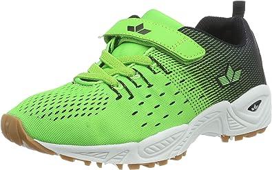Lico Mic Vs, Zapatillas Unisex Niños, Verde (Grün/Schwarz Grün/Schwarz), 25 EU: Amazon.es: Zapatos y complementos