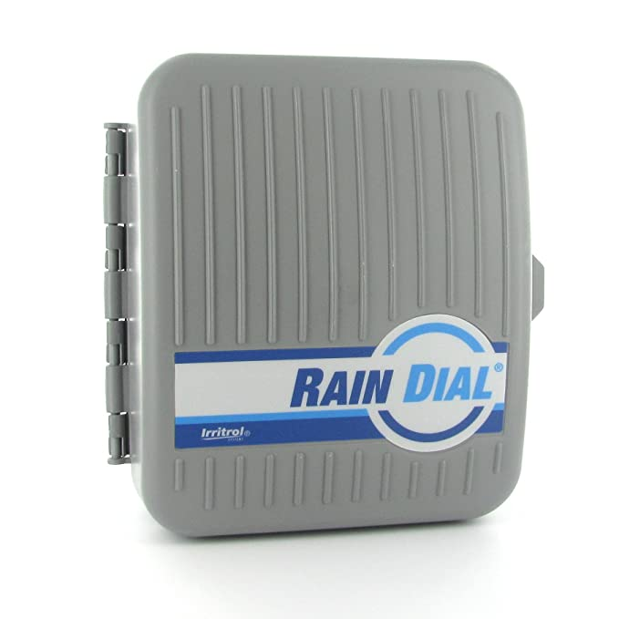 Irritrol Rain Dial RD900-INT-R 9 Station Indoor Irrigation Controller