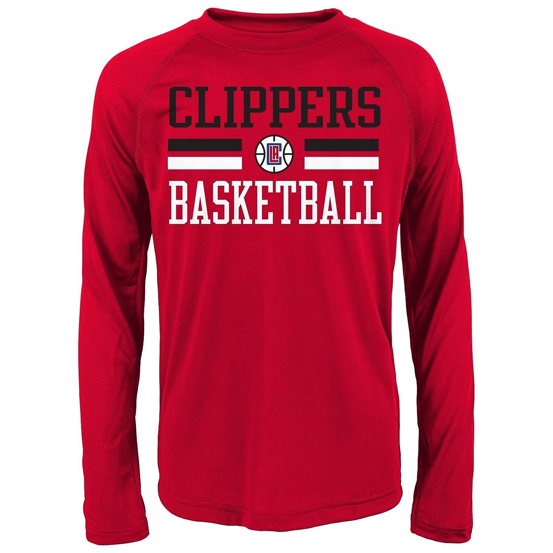 価格は安く NBA Large Clippersパフォーマンス長袖Tee Large Los Los Angeles NBA Clippers B01M03MZOR, DECOR Plus:935b9191 --- a0267596.xsph.ru