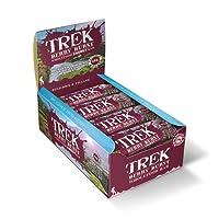 Trek Protein Energy Bar Berry Burst - Pack of 16 Bars